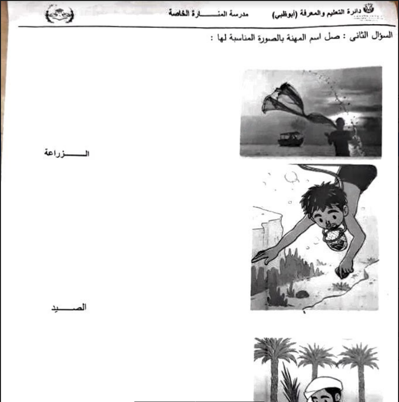 Photo of ورقة عمل اجتماعيات الصف الاول