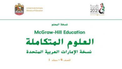 Photo of دليل المعلم علوم صف رابع فصل أول