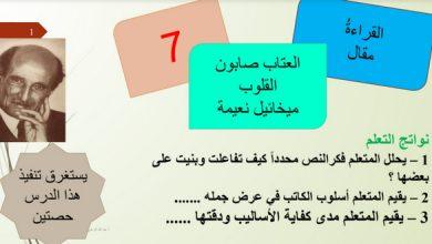 Photo of حل درس العتاب صابون القلوب لغة عربية صف عاشر فصل أول