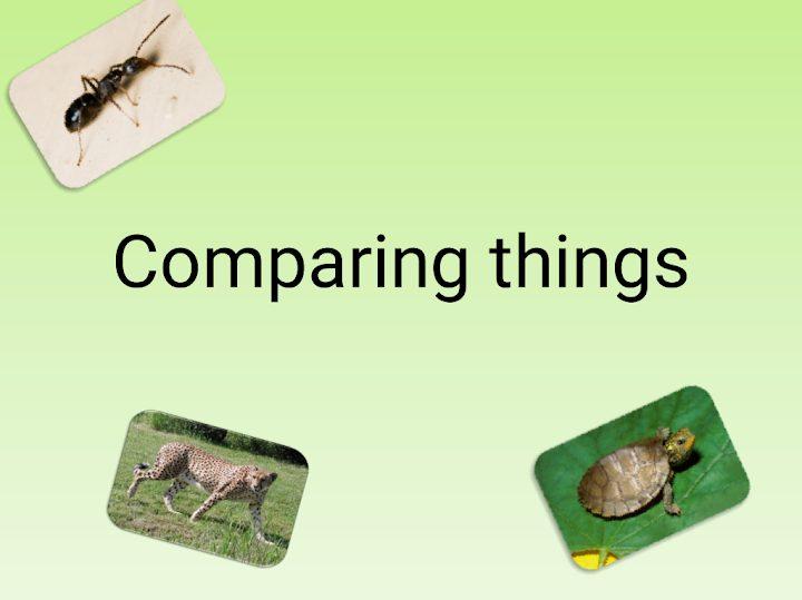 Photo of صف ثالث فصل ثاني وحدة المقارنة بين الاشياء لغة إنجليزية