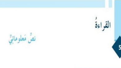 Photo of حل درس أسواق شعبية من العالم لغة عربية سابع