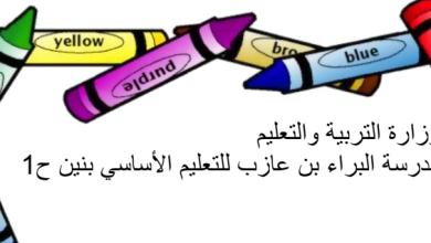 Photo of صف أول نماذج امتحان لغة عربية نهاية الفصل الثاني