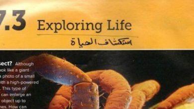 Photo of صف سادس فصل ثاني حل الدرس الثالث من الوحدة السابعة استكشاف الحياة علوم منهج