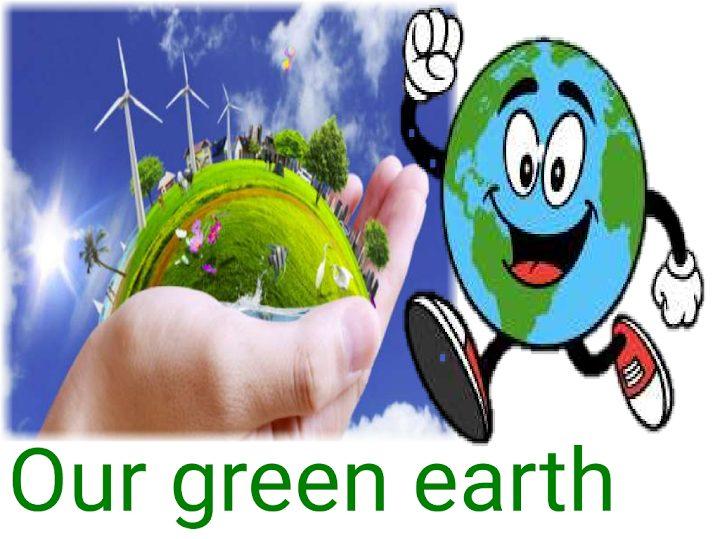 Photo of صف ثالث فصل ثاني اللغة الانجليزية مفردات وقواعد وحدة our green earth