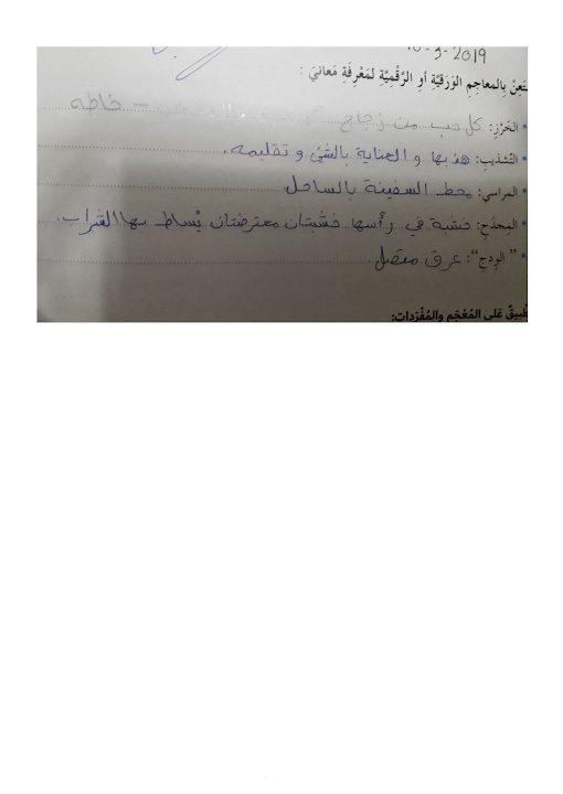 Photo of صف ثامن فصل ثاني لغة عربية حلول درس صناعة السفن