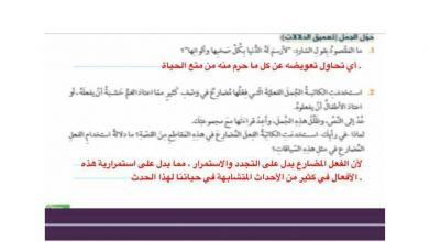 Photo of حل درس العم خشبة لغة عربية الصف التاسع الفصل الثالث