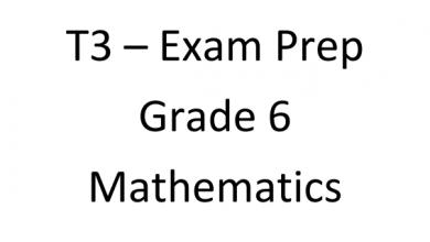 Photo of امتحان تجريبي رياضيات منهج إنجليزي يتبعه الحل صف سادس فصل ثالث