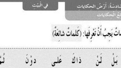 Photo of حل درس بائع الحكايات لغة عربية صف ثالث فصل ثالث