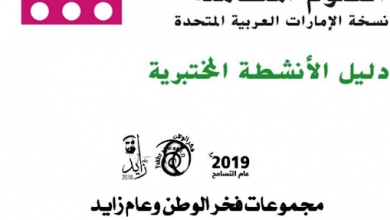 Photo of دليل المعلم الأنشطة المختبرية علوم صف سادس فصل ثالث