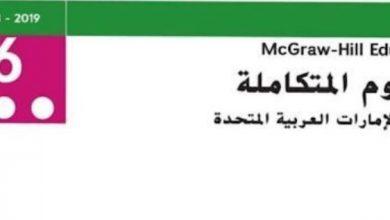 Photo of دليل المعلم علوم صف سادس فصل ثالث