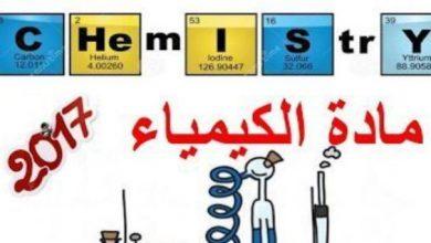 Photo of ملخص مشتقات المركبات الهيدروكربونية وتفاعلاتها كيمياء صف ثاني عشر فصل ثالث
