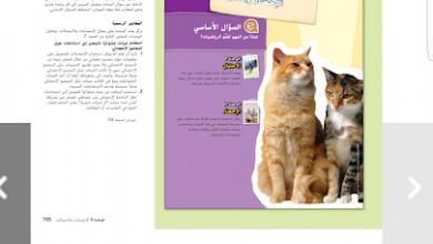 Photo of صف سابع فصل ثالث كتاب دليل الرياضيات الوحدة 9الإحصاء والاحتمالات
