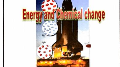 Photo of ملخص شامل للطاقة والتغيرات الكيميائية كيمياء صف ثاني عشر فصل ثاني