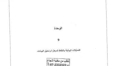 Photo of صف رابع فصل ثالث ورق عمل محلول للوحدة التاسعة في الرياضيات