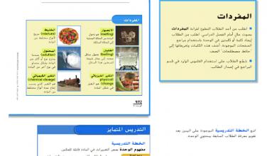 Photo of دليل المعلم علوم الوحدة التاسعة التغيرات في المادة صف ثالث فصل ثالث