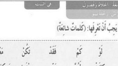 Photo of حل درس أحلام وفصول لغة عربية الصف الثالث الفصل الثالث