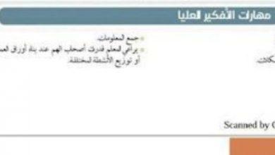 Photo of حل درس الدولة والحكومة دراسات اجتماعية الصف الثامن الفصل الثالث