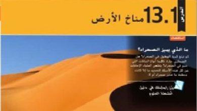 Photo of حل درس مناخ الارض الصف السابع الفصل الثالث
