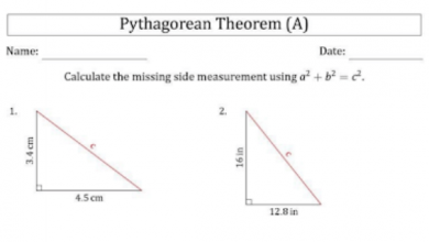 Photo of أوراق عمل رياضيات منهج إنجليزي صف ثالث فصل ثالث