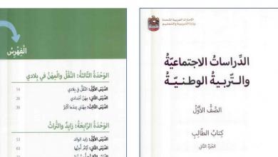 Photo of حلول كتاب الطالب دراسات اجتماعية صف أول فصل ثاني