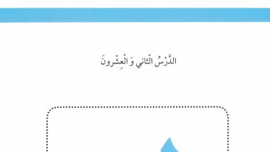 Photo of أوراق عمل حروف ك-ل-م-ن لغة عربية صف أول فصل ثاني