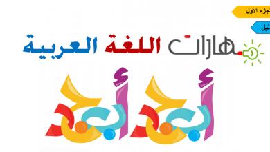 Photo of للصفوف الأولى كتيب مهارات هام لغة عربية