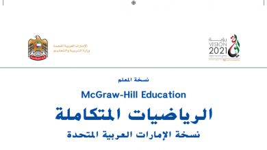 Photo of صف ثالث فصل ثاني دليل المعلم رياضيات