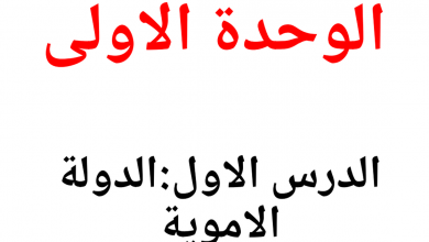 Photo of صف ثامن فصل ثاني دراسات اجتماعية حلول كتاب الطالب