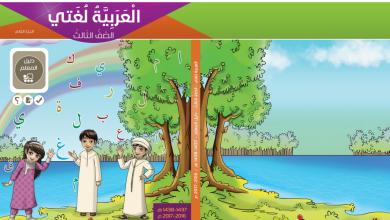 Photo of صف ثالث فصل ثاني لغة عربية دليل المعلم