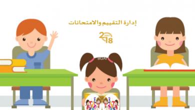 Photo of صف ثاني فصل أول رياضيات النموذج التدريبي