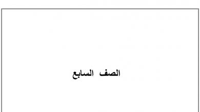 Photo of تدريبات وأسئلة رياضيات صف سابع الفصل الاول