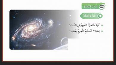 Photo of حل درس سورة الطارق تربية إسلامية الصف الرابع الفصل الاول