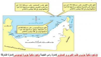 Photo of تلخيص درس الجزر الاماراتية المحتلة دراسات اجتماعية للصف الثامن الفصل الاول