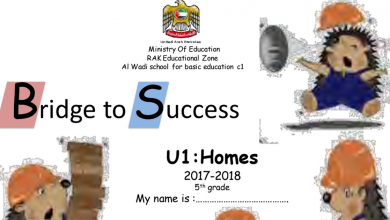 Photo of تدريبات الوحدة الأولى ((Homes)) كاملة لغة إنجليزية للصف الخامس الفصل الاول