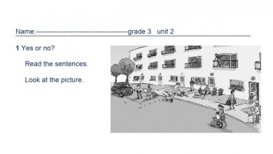 Photo of مراجعة عامة (Unit 2) لغة إنجليزية للصف الثالث الفصل الأول