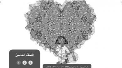 Photo of كتاب النشاط لمادة اللغة العربية الصف الخامس الفصل الاول