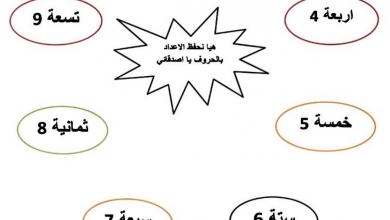 Photo of تدريبات رياضيات للصف الأول
