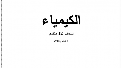 Photo of ملزمة كيمياء الأحماض والقواعد فصل أول صف ثاني عشر متقدم