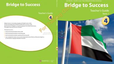 Photo of دليل المعلم لغة إنجليزية فصل أول صف رابع