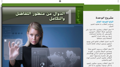 Photo of دليل معلم الوحدة الأولى رياضيات صف عاشر متقدم