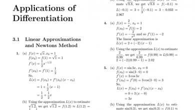 Photo of دليل المعلم رياضيات باللغة الانكليزية صف ثاني عشر متقدم