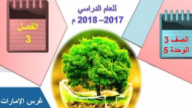Photo of مراجعة عامة لمادة الدراسات الإجتماعية والتربية الوطنية للصف الثالث الفصل الثالث