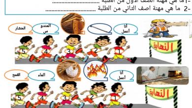 Photo of أوراق عمل (الصناعة) دراسات اجتماعية للصف الرابع الفصل الثالث