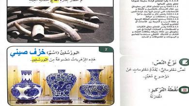 Photo of حل درس عالم الدمى تاريخ وأسرار لغة عربية صف رابع فصل ثالث