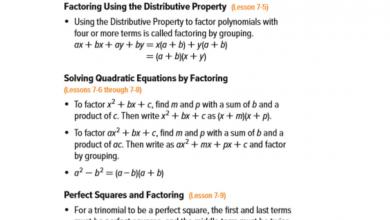 Photo of أوراق عمل مراجعة الفصل الثاني والثالث رياضيات منهج إنجليزي صف تاسع متقدم