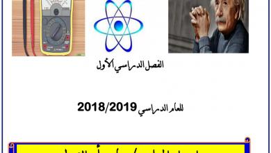 Photo of ملخص المنهج العلمي علوم صف تاسع فصل أول