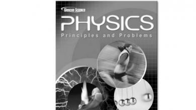 Photo of حلول فيزياء منهج إنجليزي صف عاشر متقدم فصل ثاني