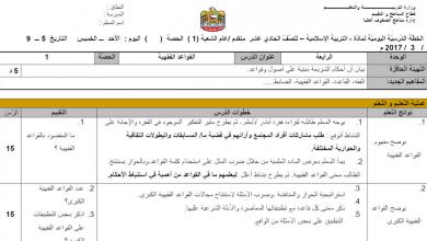 Photo of ورقة عمل درس القواعد الفقهية تربية إسلامية الصف الحادي عشر الفصل الثاني