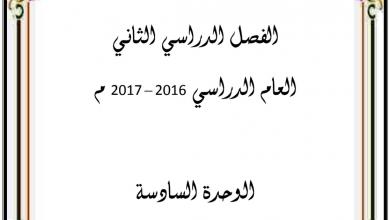 Photo of مراجعة وحدة المصفوفات رياضيات صف ثاني عشر عام فصل ثاني