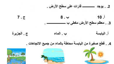 Photo of مراجعة علوم صف ثاني فصل ثاني